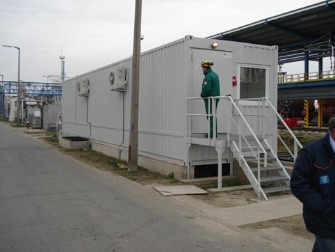 Technologiecontainer