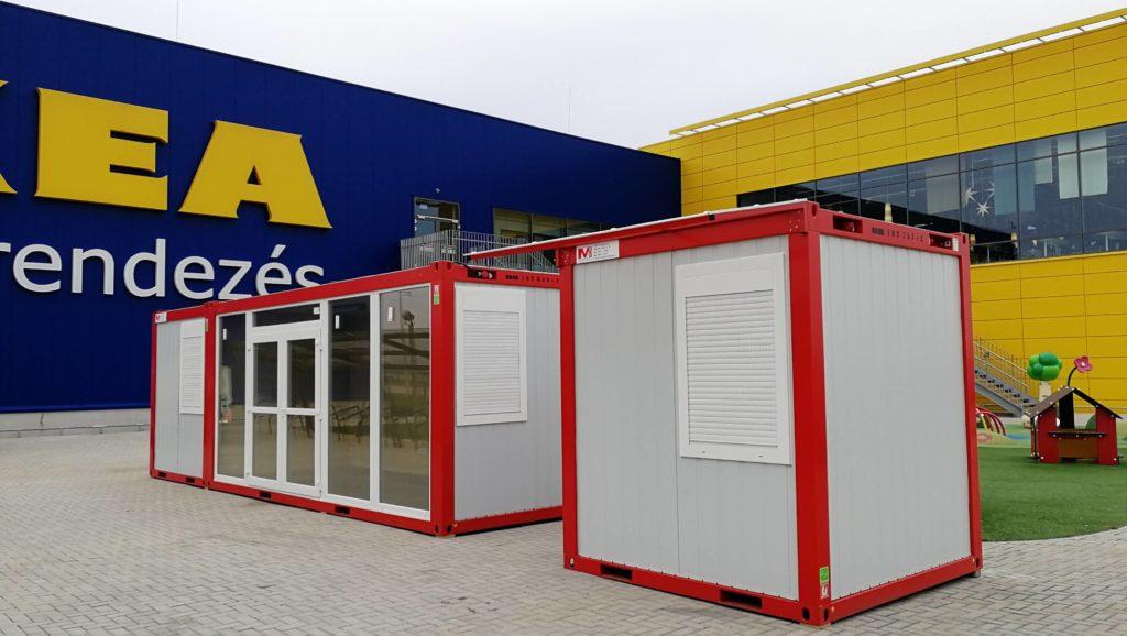 Souvenirladen für IKEA