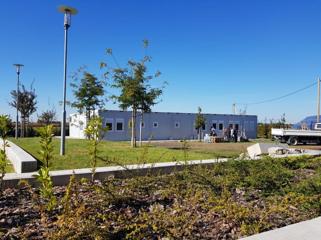 Containerschule in Szigetszentmiklós