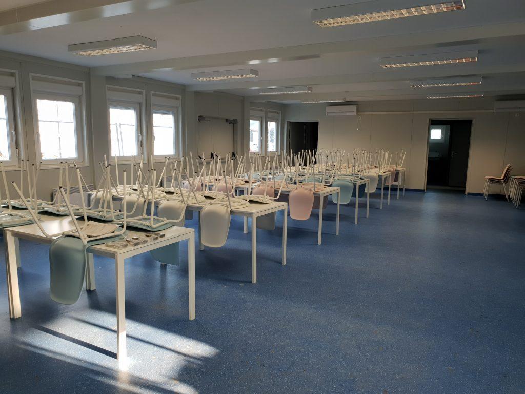 Schulkantin in Veresegyház
