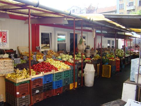 Teleki market