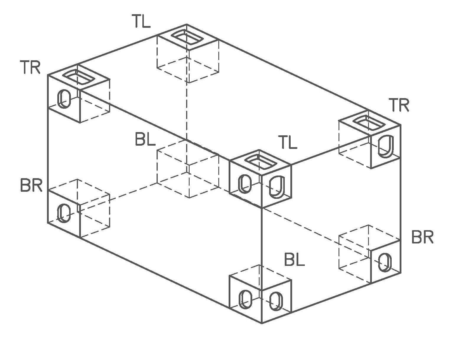Standard ISO casting