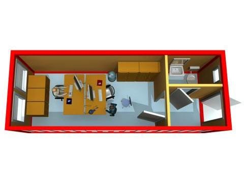 Eladó lakókonténerek