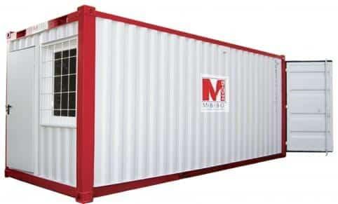 Eladó többfunkciós konténerek