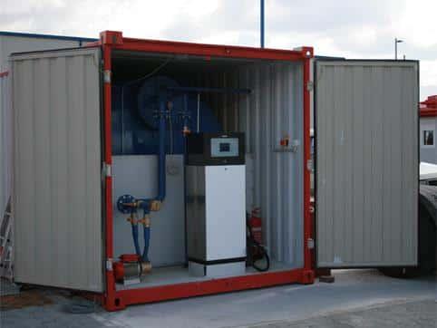 Eladó üzemanyagkút konténerek